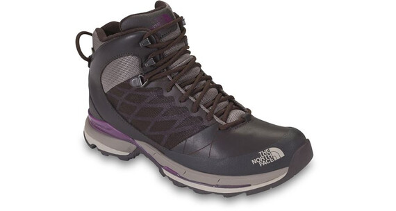 The North Face W's Havoc Mid GTX XCR Coffee Brown/Premiere Purple (A3B)